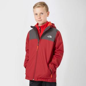 THE NORTH FACE Boys' Elden Rain Triclimate® Waterproof 3 in 1 Jacket