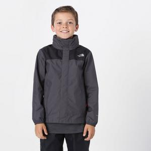 THE NORTH FACE Boys Resolve Reflective Waterproof Jacket