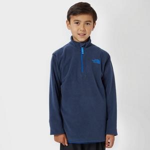 THE NORTH FACE Boys' Glacier Quarter Zip Fleece