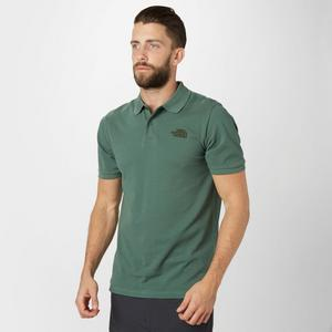 THE NORTH FACE Men's Pique Short Sleeve Polo