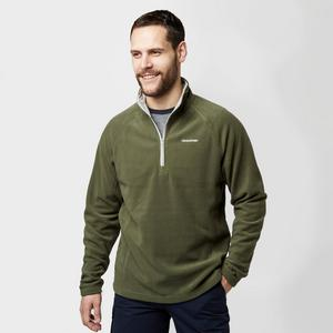 CRAGHOPPERS Men's Selby Half Zip Fleece