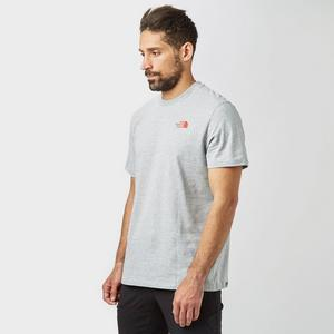 THE NORTH FACE Men's Short Sleeve Mountain T-Shirt