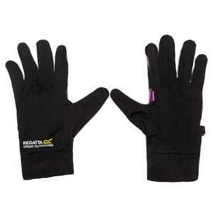 REGATTA Girls' Grip Gloves