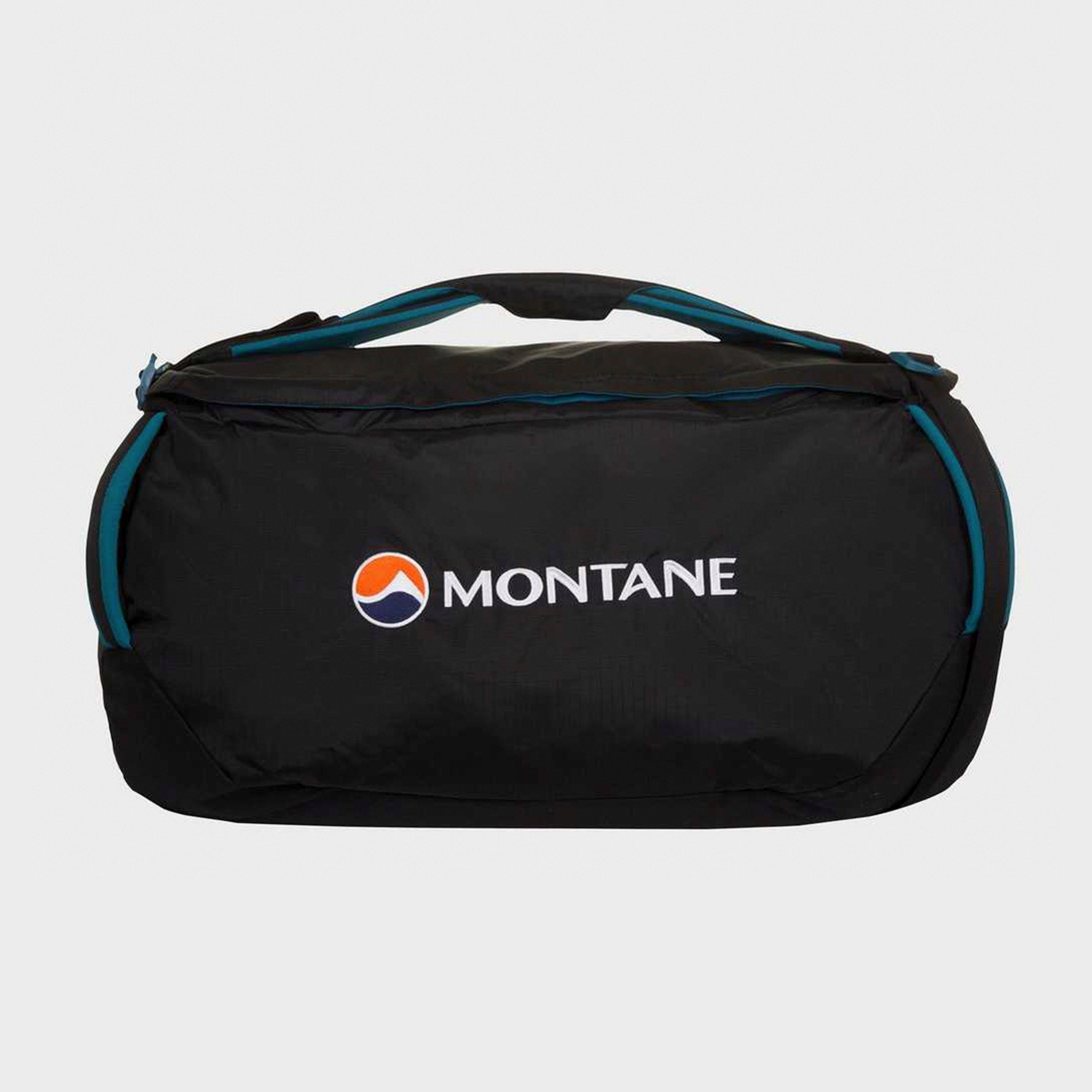 Montane Transition 60 Holdall, Black