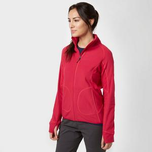 BERGHAUS Women's Prism Half-Zip Fleece
