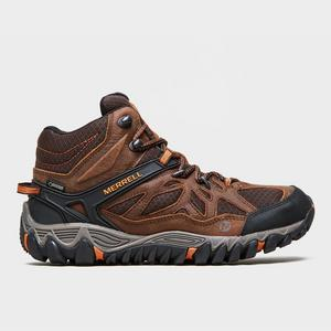 MERRELL Men's All Out Blaze GORE-TEX® Mid Hiking Shoe