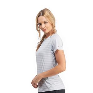 BERGHAUS Women's Stripe II Short Sleeved Baselayer