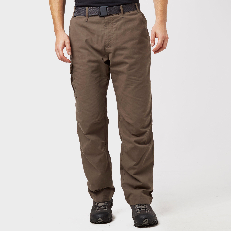 Brasher Mens Lined Walking Trousers - Brown/brown  Brown/brown