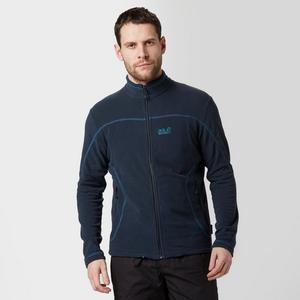 JACK WOLFSKIN Men's Performance Fleece Jacket