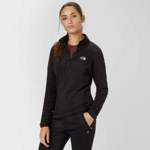 THE NORTH FACE Women's Glacier Quarter Zip fleece