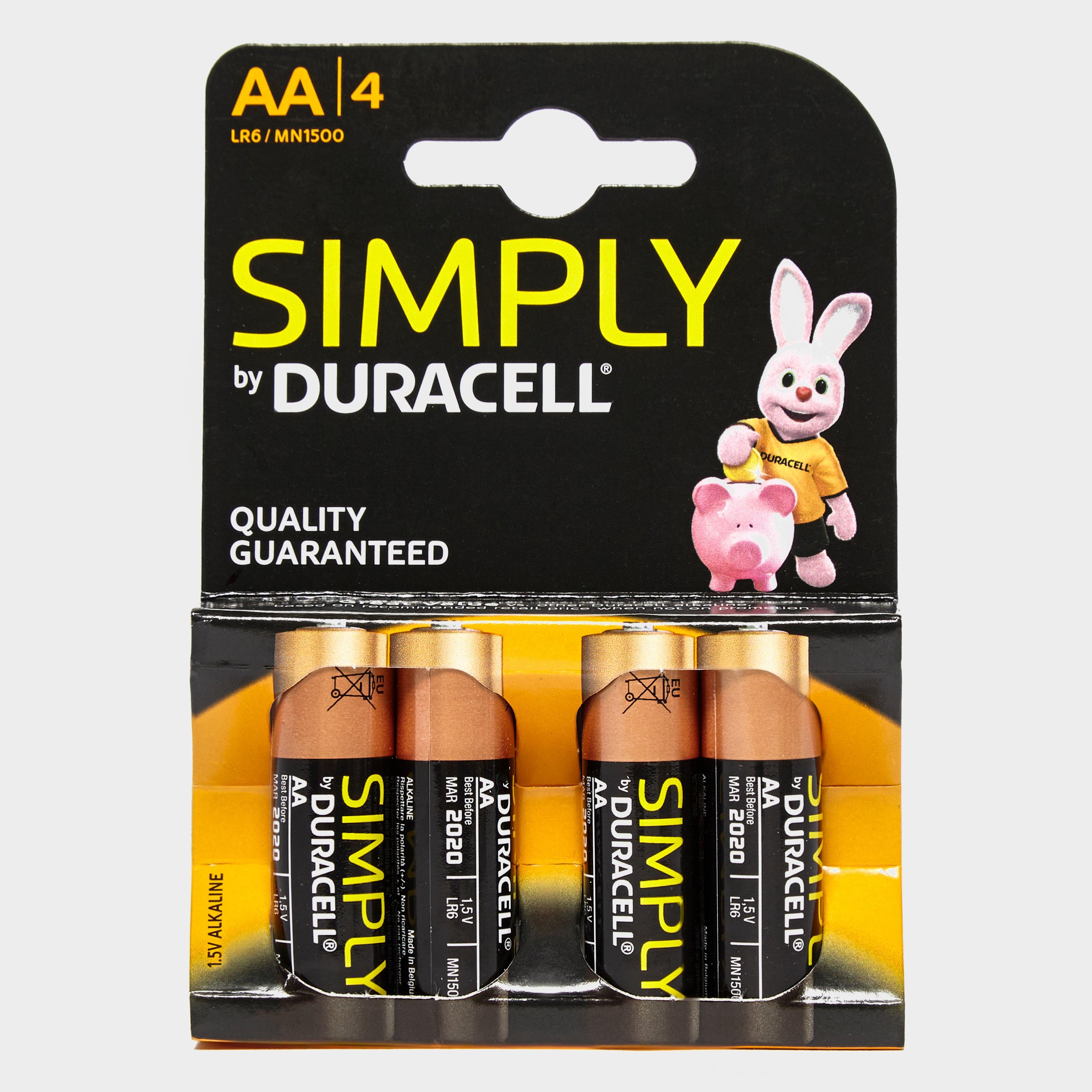 Duracell AA Batteries Assorted