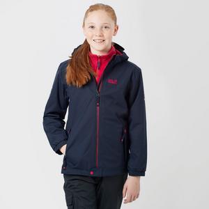 JACK WOLFSKIN Girl's Iceland 3-in-1 Jacket