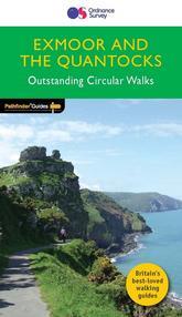 Outstanding Circular Walks 09 - Exmoor and the Quantocks