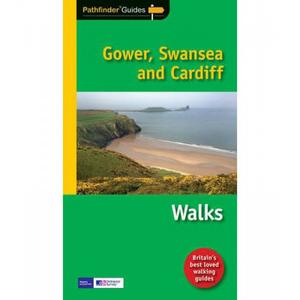 PATHFINDER Pathfinder 55 - Gower, Swansea and Cardiff