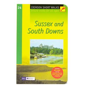 PATHFINDER Pathfinder Short Walks 24 - East Sussex and South Downs