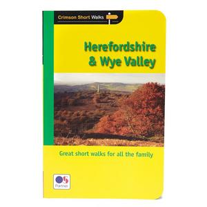 PATHFINDER Pathfinder Short Walks 32 - Herefordshire and Wye Valley