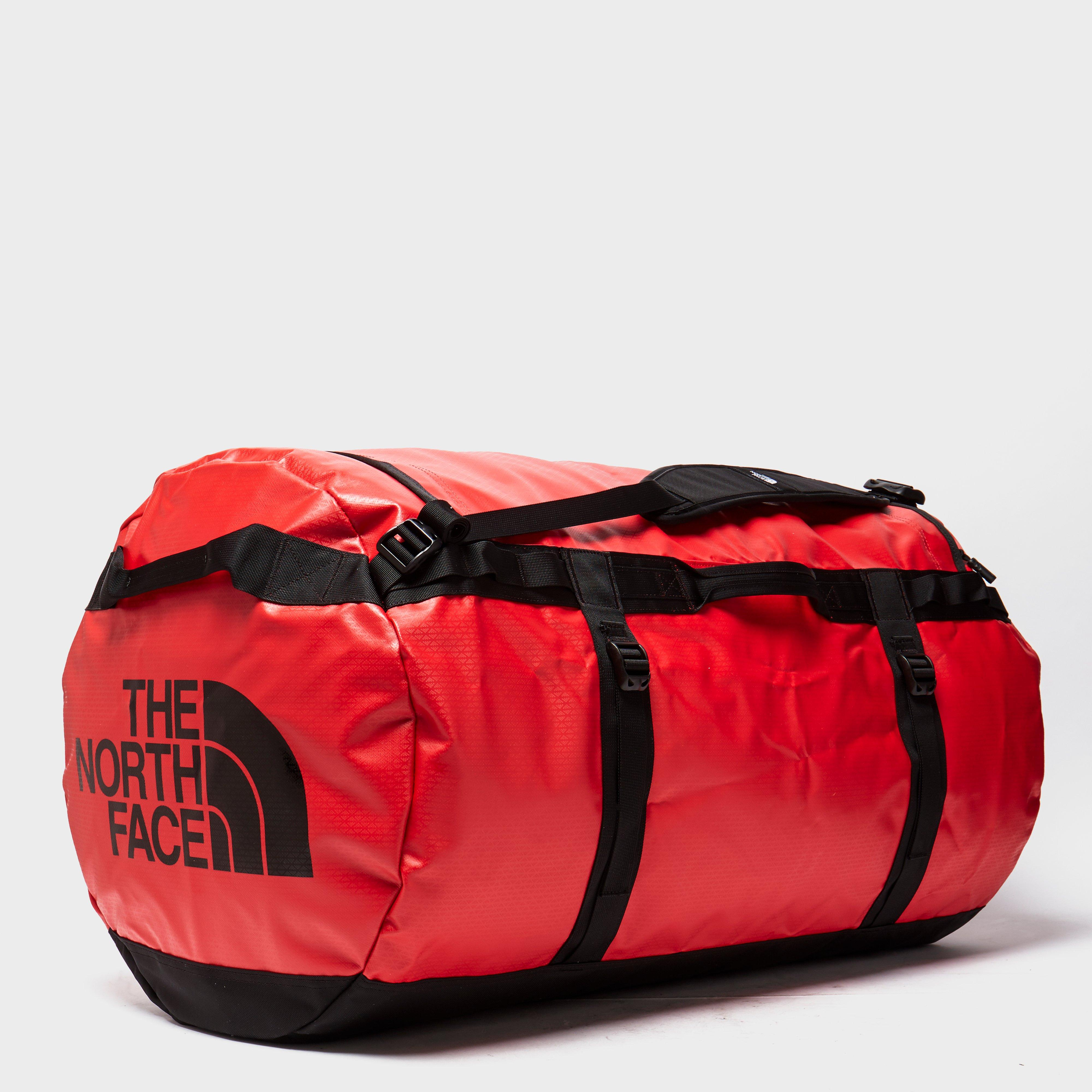The North Face BaseCamp 50 Litre Duffel Bag  XLarge  Red Red