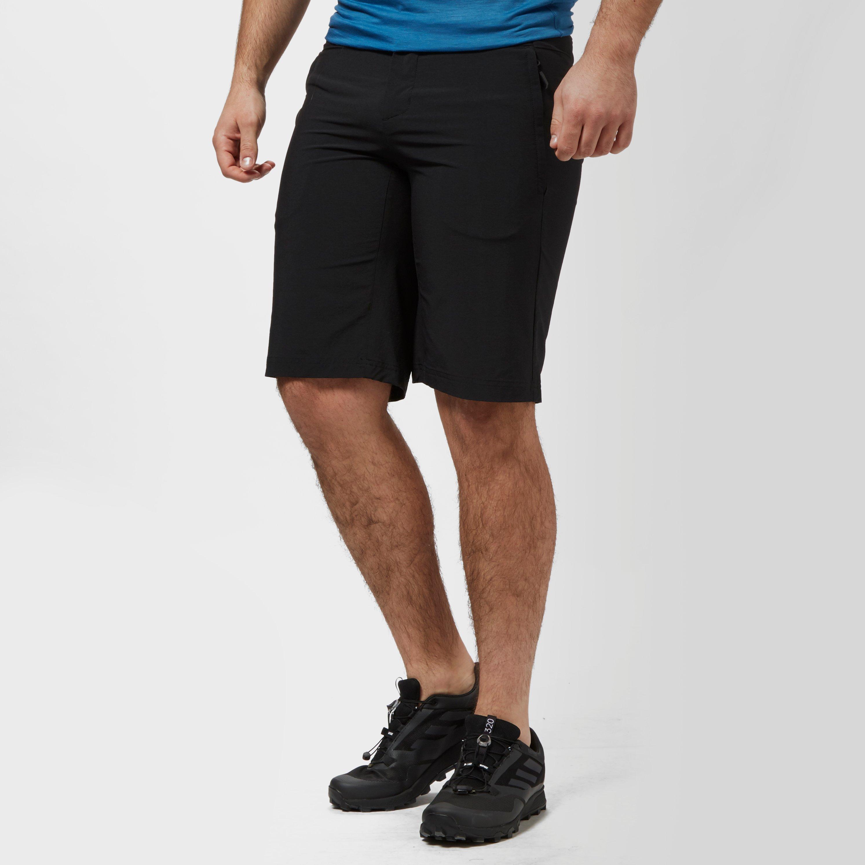 Adidas Mens Light Flex Hiking Short Black