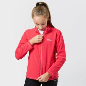 REGATTA Girl's King Full Zip Fleece