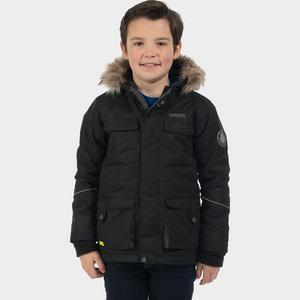 REGATTA Boy's Capton Parka Jacket
