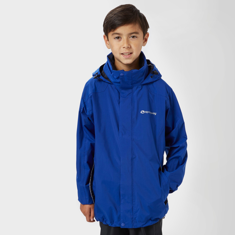Sprayway Boys Sandpiper I.A Jacket Blue