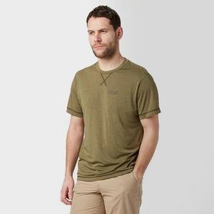 JACK WOLFSKIN Men's Crosstrail T-Shirt