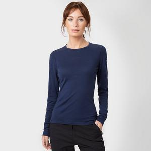 ICEBREAKER Women's Oasis Long Sleeve Crew Neck Baselayer