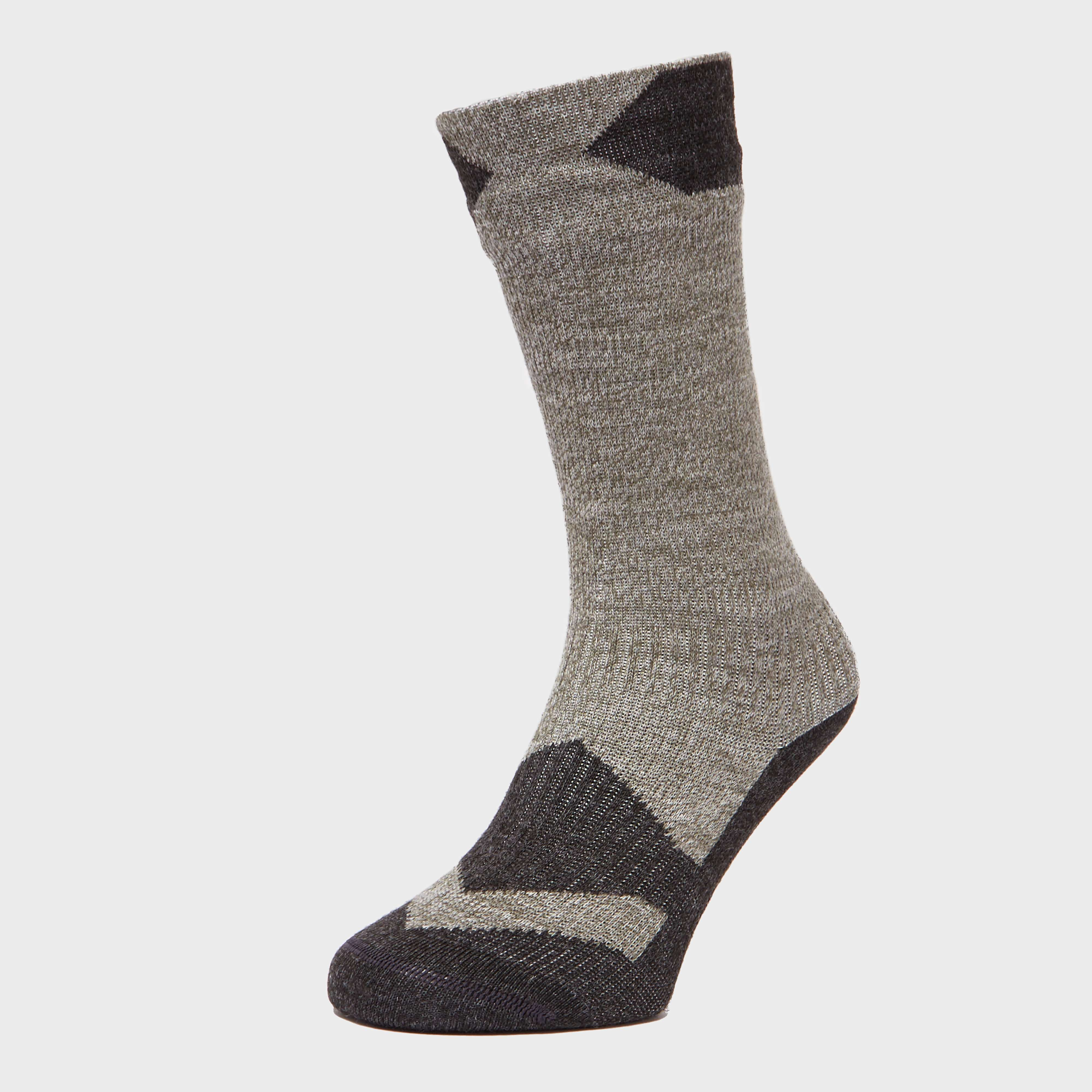 SEALSKINZ Mid Length Walking Socks