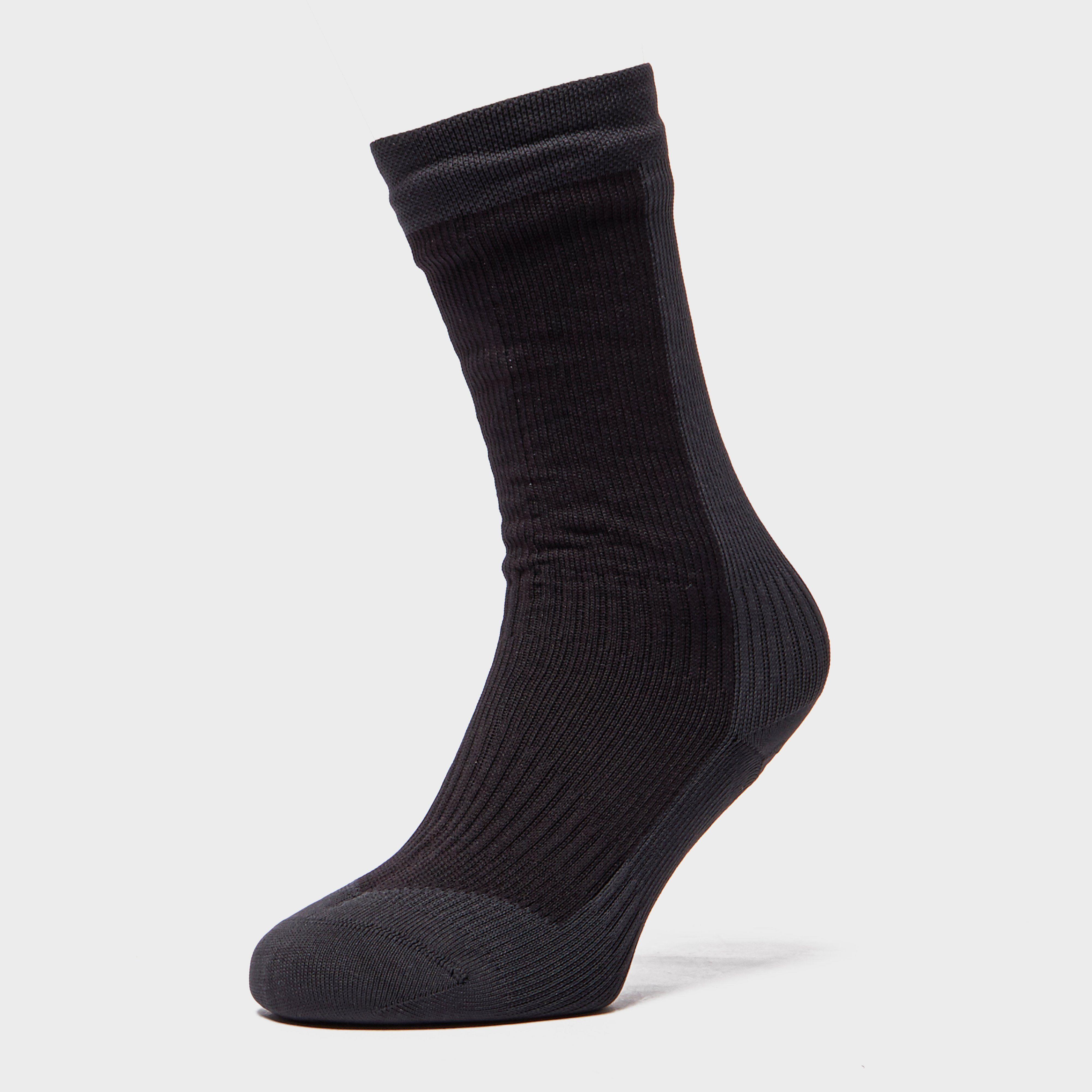 SEALSKINZ Men's Mid length Hiking Socks