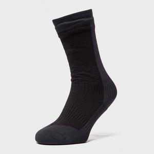 SEALSKINZ Men's Mid Length Hiking Socks