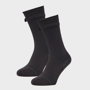 SEALSKINZ Men's Road Thin Mid Hydrostop Socks