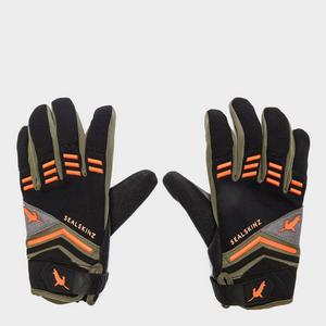 SEALSKINZ Men's Dragon Eye Mountain Bike Gloves