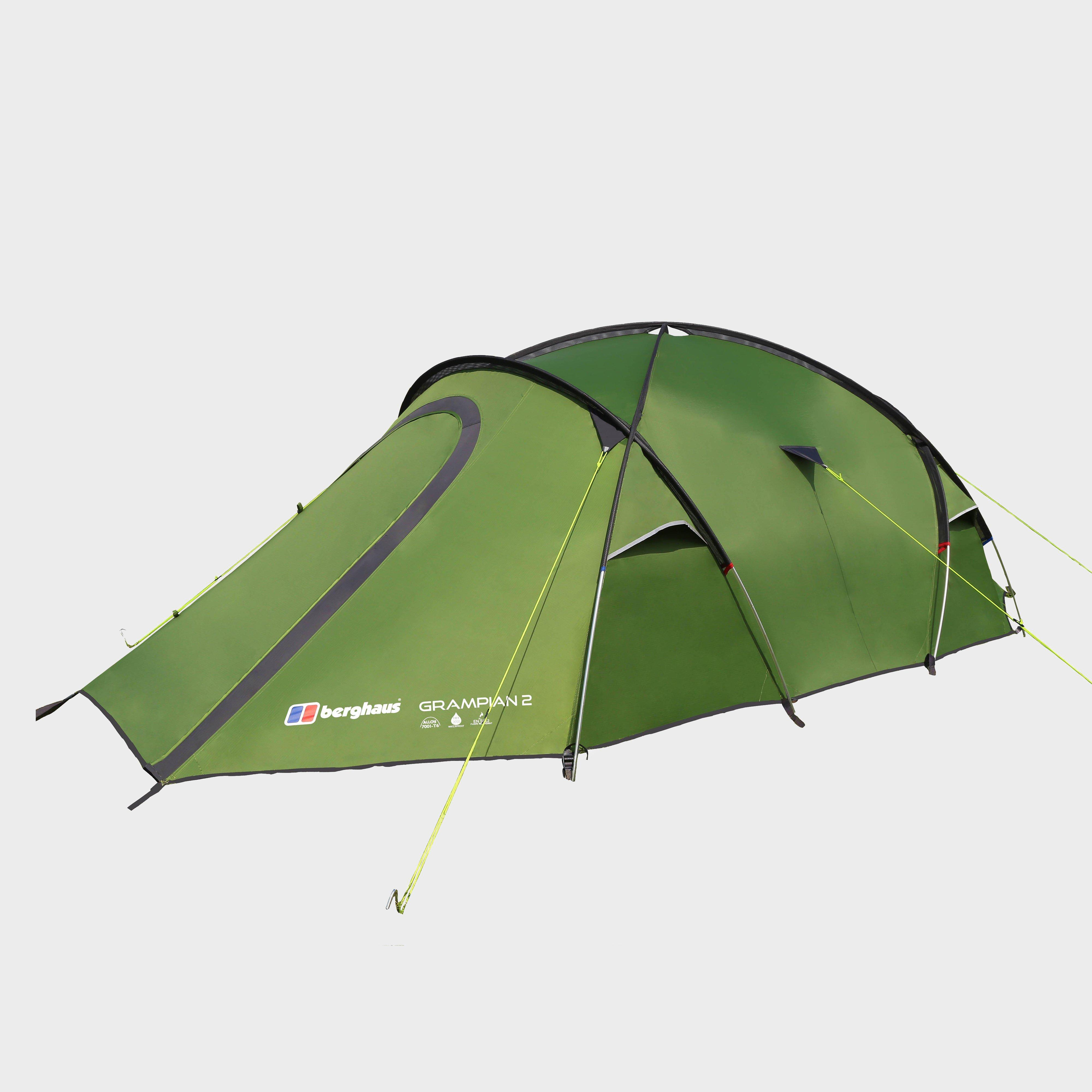 Two Person Tent : Berghaus grampian person tent