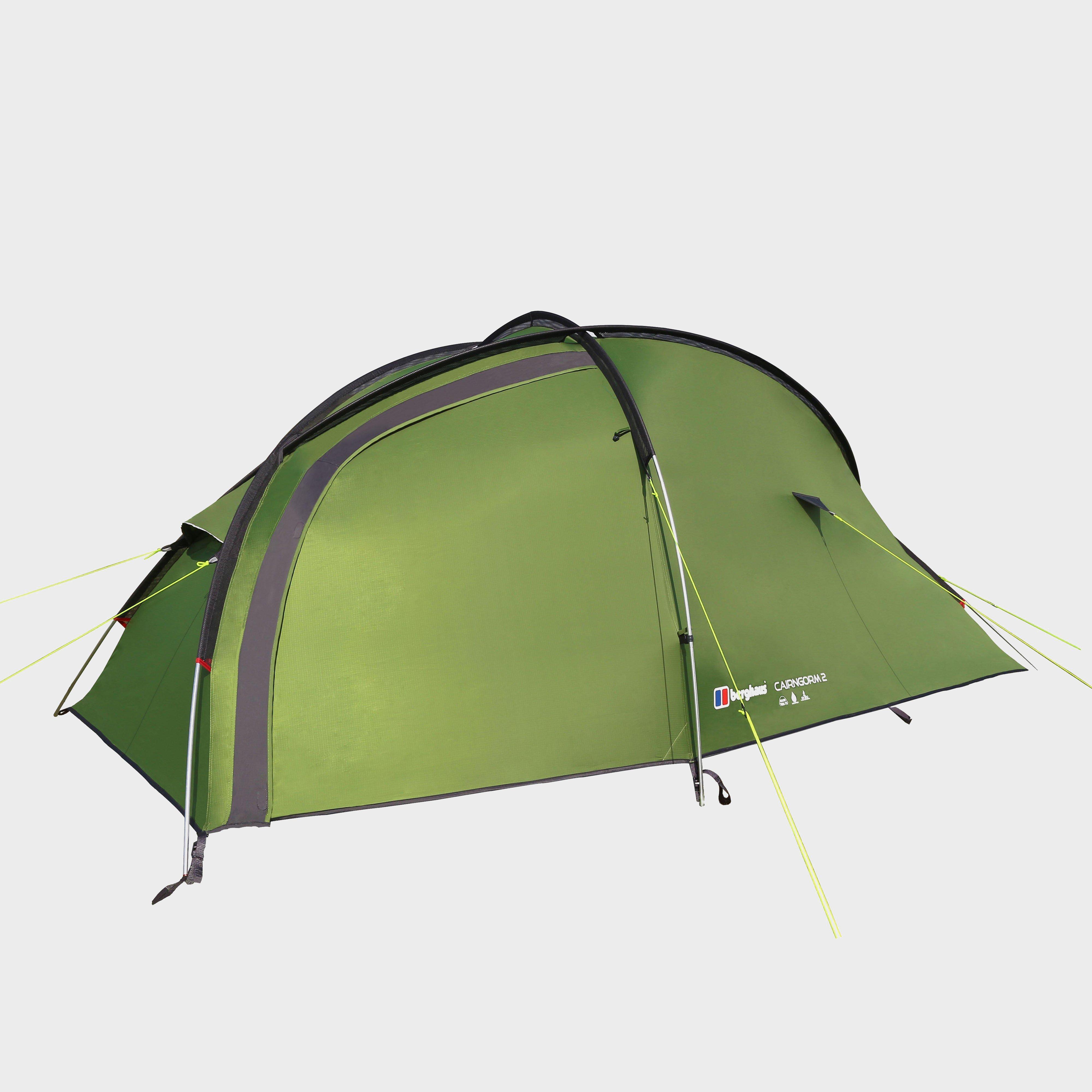 Berghaus Cairngorm 2 Man Tent  Green Green