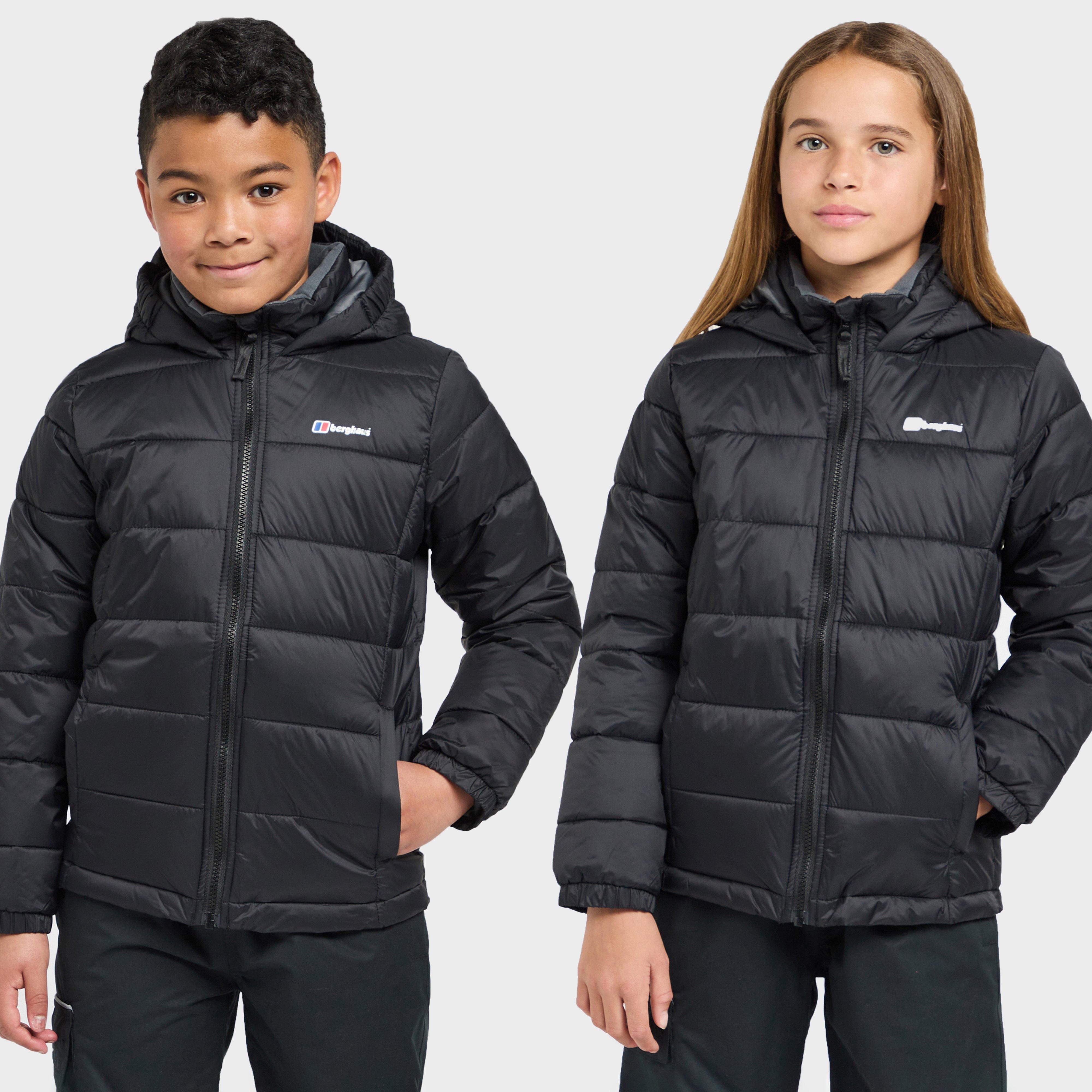 Berghaus Kids Burham Insulated Jacket - Black  Black