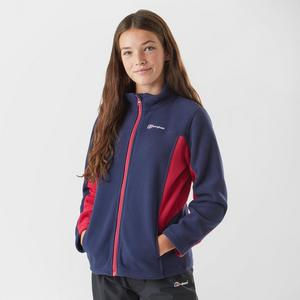 BERGHAUS Girl's Tyndrum Full Zip Fleece