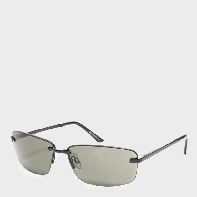 Signature London Men s Rimless Sunglasses