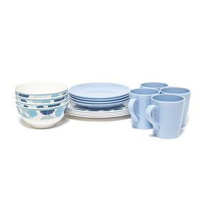 QUEST 16 Piece Dinner Set