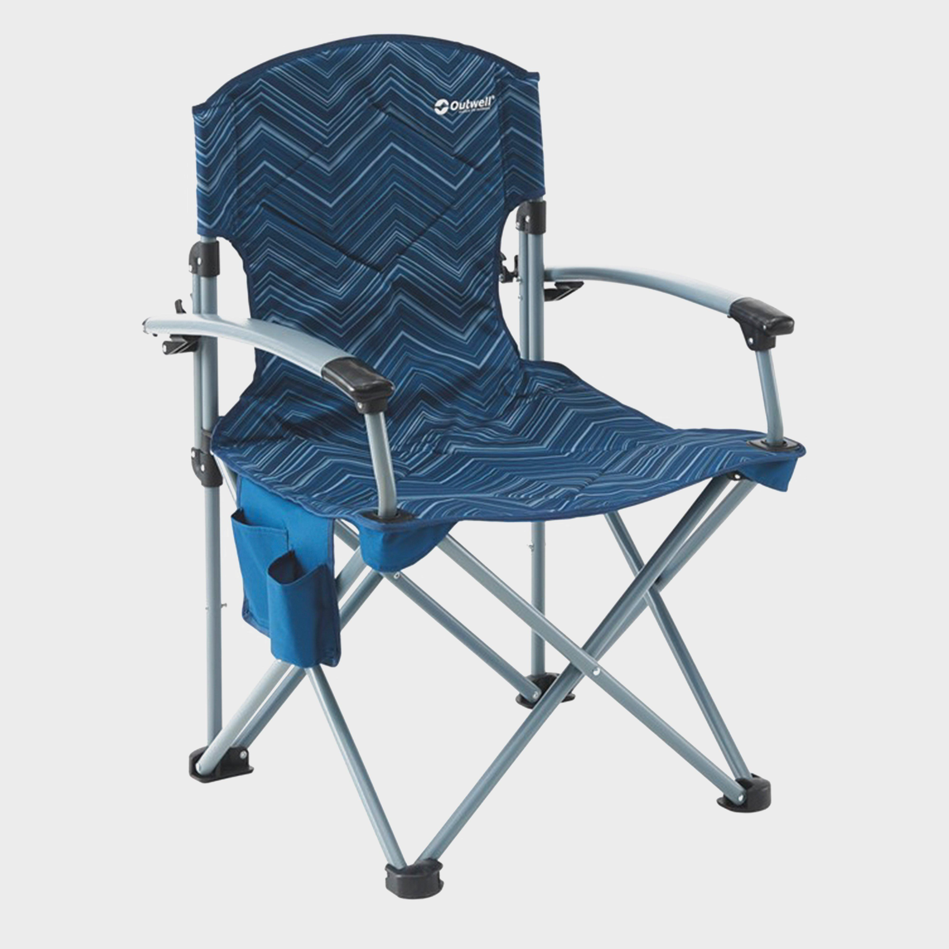 Outwell Fountain Hills Folding Chair Blue