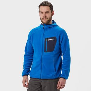 BERGHAUS Men's Deception Hooded Full-Zip Fleece