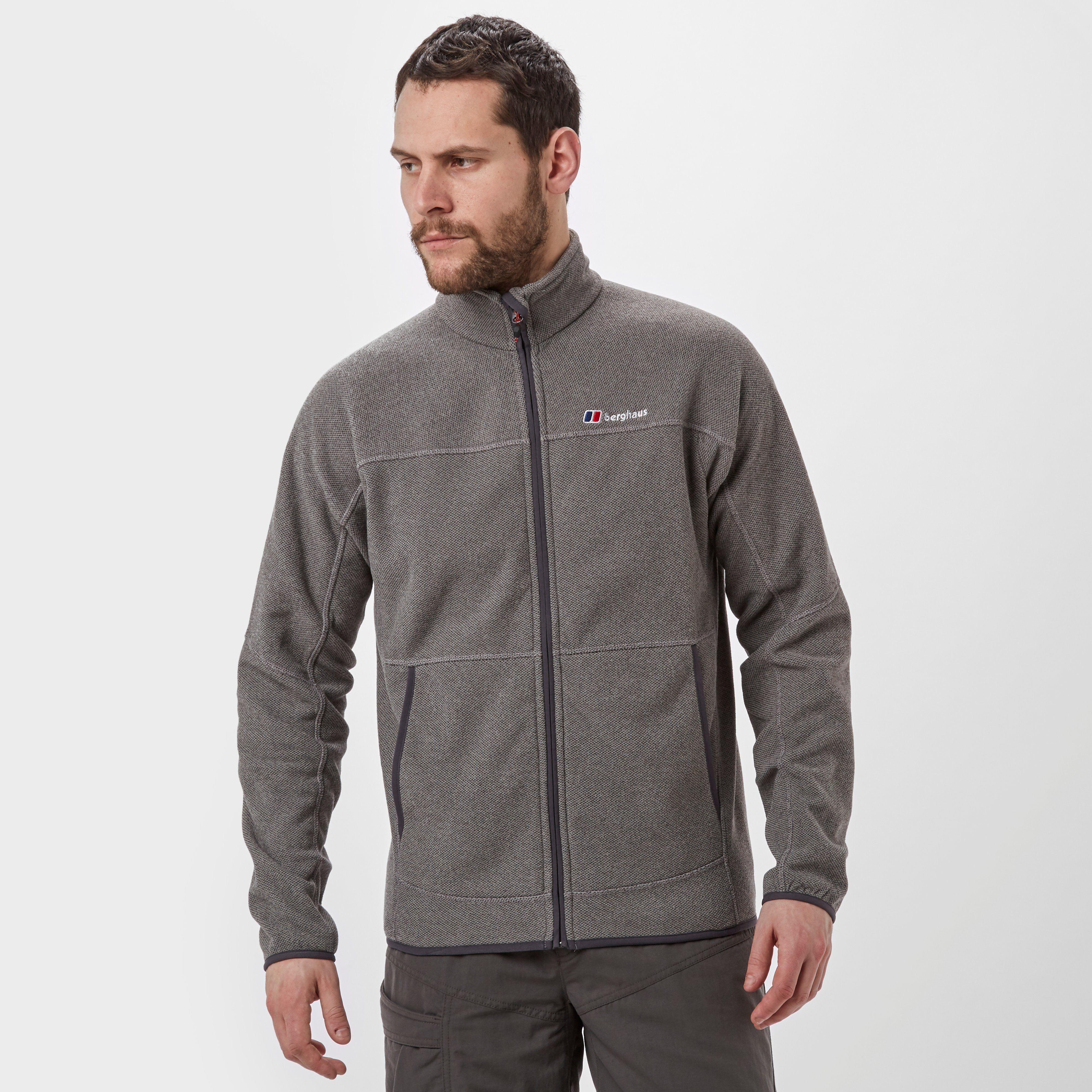 BERGHAUS Men's Stainton Full-Zip Fleece