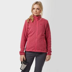 JACK WOLFSKIN Women's Caribou Full Zip Fleece