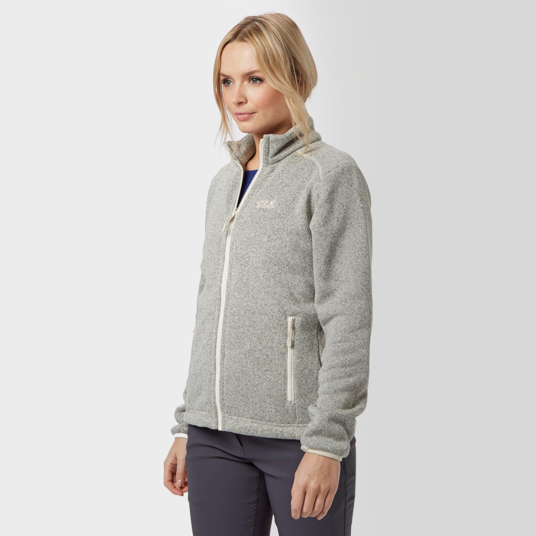 JACK WOLFSKIN Women's Caribou Full Zip Fleece