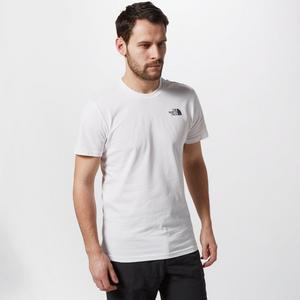 THE NORTH FACE Men's Redbox Celebration Short Sleeve T-Shirt