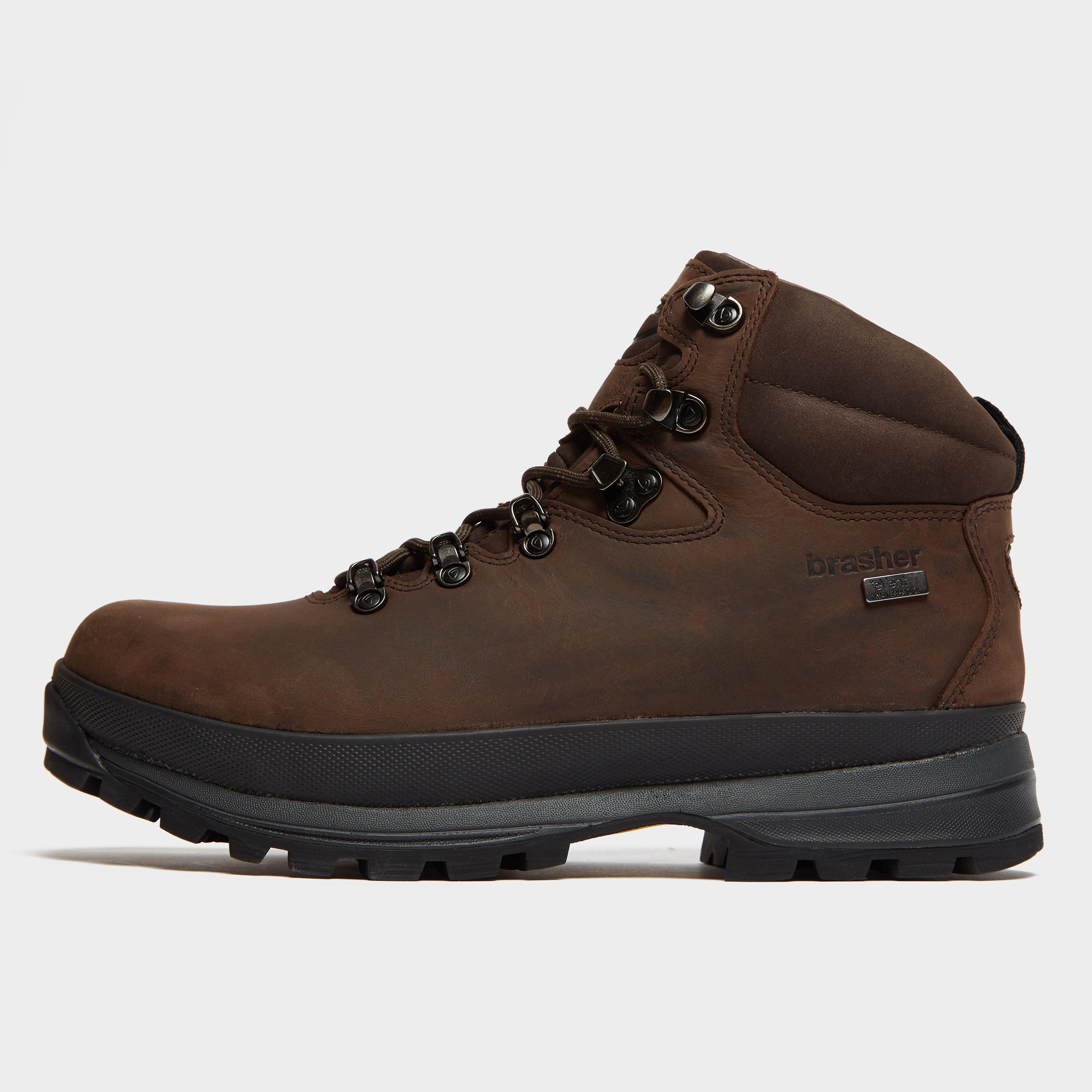 Brasher Mens Country Master Walking Boots - Brown/brn  Brown/brn