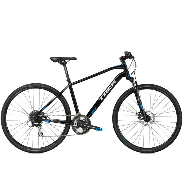 "TREK 8.3 DS 21"" Bike"