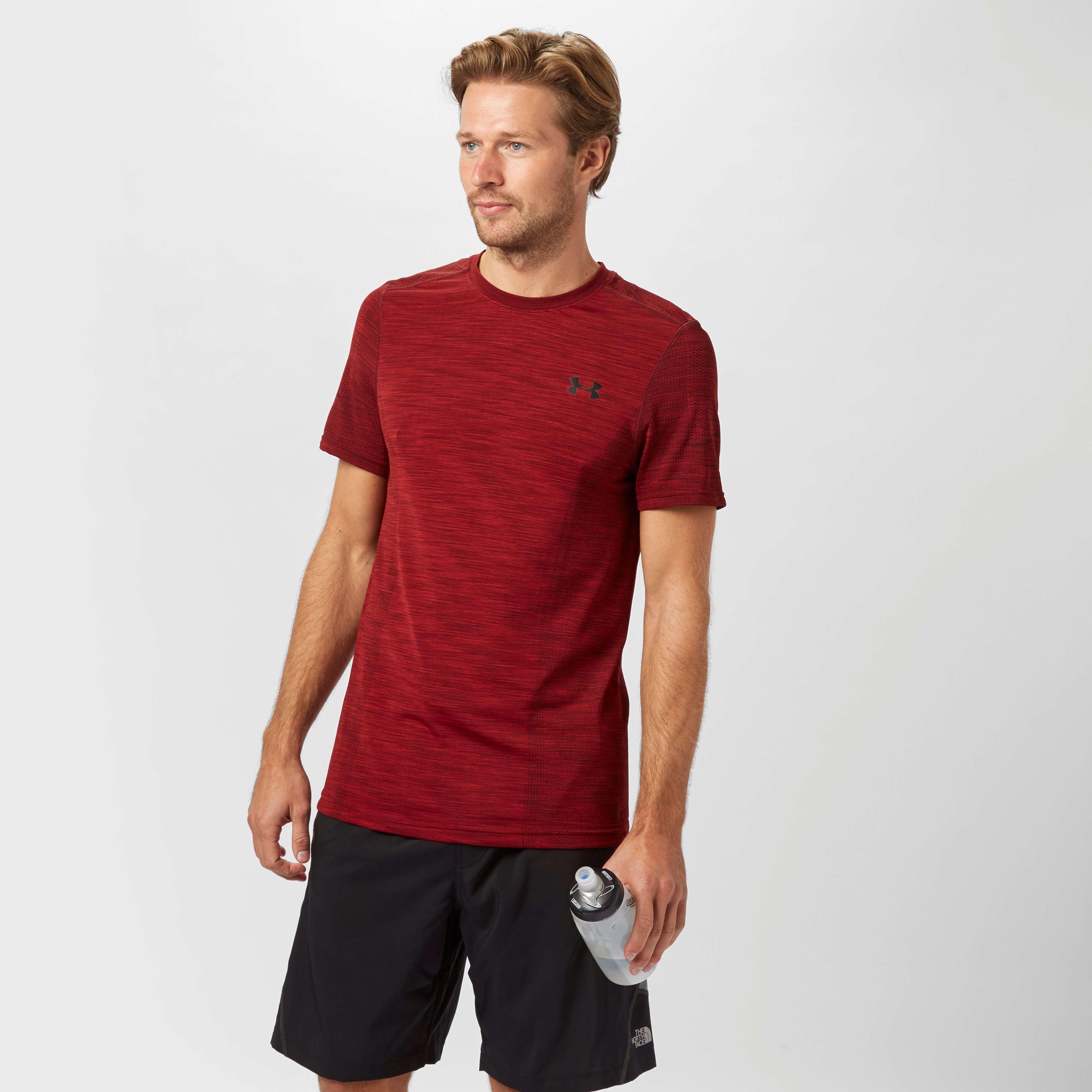 UNDER ARMOUR Men's Threadborne Short Sleeve T-Shirt