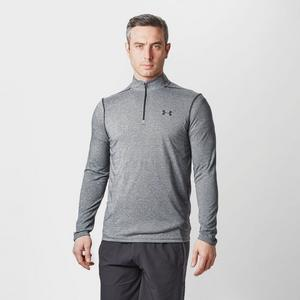 UNDER ARMOUR Men's Threadborne Quarter Zip Baselayer