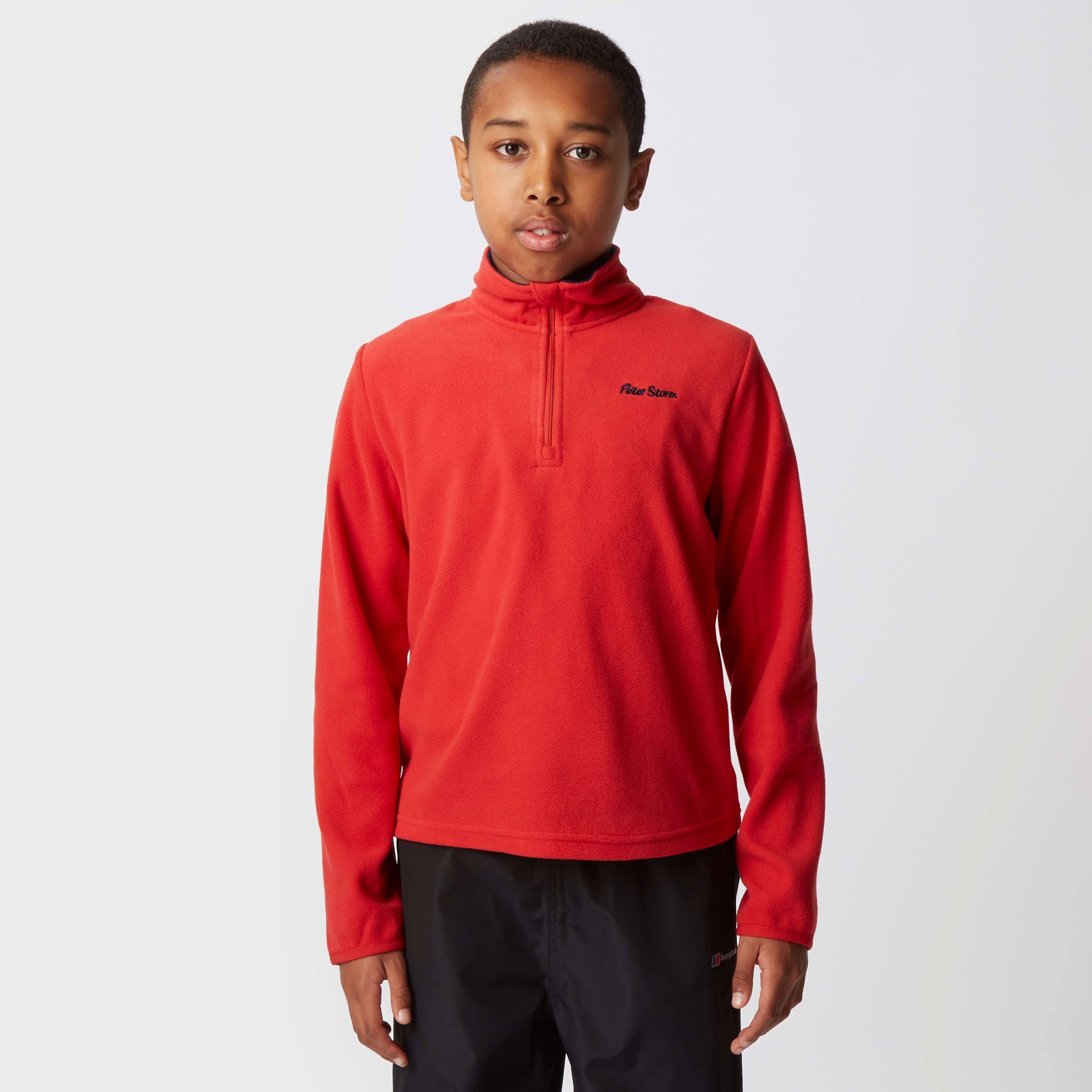 PETER STORM Boy's Coniston 2 Half Zip Fleece
