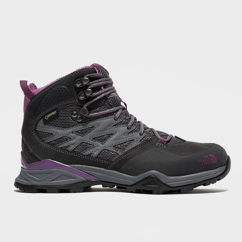 The North Face Womens Hedgehog Hike GORETEX Walking Boots Dark Grey